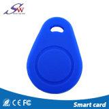 125kHz silicone Tk4100 RFID Keyfob