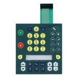 LED-Metallabdeckung-Membranen-Tastaturblock-Schalter