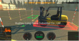 simulatore di addestramento del carrello elevatore a forcale 3dof