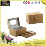 Hand - gemaakt Pu Leather Distinctive en Useful Jewelry Box (8040)