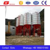 silo di cemento serrato verticale 100t al materiale della polvere di memoria