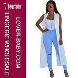 Pantalons sexy et Tops Mode Vêtements pour femmes (L28035-2)