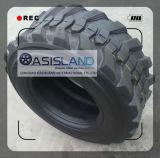 Neumático del buey del patín/neumático de Skidsteer (12-16.5) para el equipo industrial de la carretilla elevadora