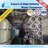 Containerized Transfers Osmosis Seawater Desalination Plant