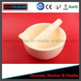 Mortaio di ceramica di alta qualità dell'allumina di 99%