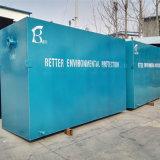 Usine de traitement des eaux usées pour les eaux usées industrielles avec belle apparence