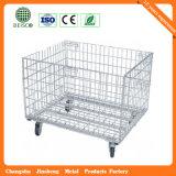 卸し売り鋼鉄倉庫の網の容器
