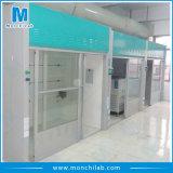 実験室の換気装置の排気のフード