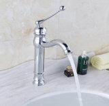 Bacia de alta qualidade sanitária Torneira Misturador de detentor de um toque