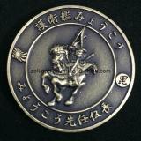 Moneda de Bronce Bronce Moneda de Bronce Antiguo