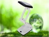 bewegliche faltende Vergrößerungsglas-Handlampe der Juwel-3X mit LED-Licht (EGS-7024)