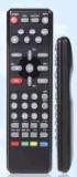 MP5 MP4 MP3 de videoPlayer Portable DVD Afstandsbediening van AV Audio