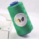 I prodotti caldi progettano il forte filato cucirino per il cliente della materia prima
