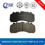 China-Fabrik Schweissen-Ineinander greifen rückseitige Platten-Selbstersatzteil-Bremsbeläge für MERCEDES-BENZ