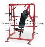 Força de martelo comercial Equipamentos de Ginástica Fitness ISO-Lateral recusar, pressione