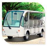 De Elektrische Auto van uitstekende kwaliteit van het Sightseeing met D9 8-9 Passagiers