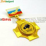 Badges personnalisés avec l'émail doux pour la vente