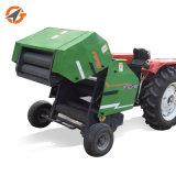 干し草の梱包機の草の梱包機の緑のFoldderの小型円形の梱包機