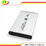 2.5 boîtier externe de disque dur /disque dur cas /boîtier de disque dur