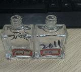 Прозрачная специальная бутылка маникюра формы для сбывания