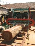 Het bos gebruikte de Gemakkelijke Bewegende Scherpe Machine van de Lintzaag