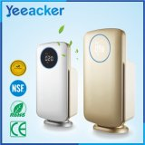 Purificador de bambu do ar do carvão vegetal do gerador do purificador do ar do ozônio de Yeeacker 220V