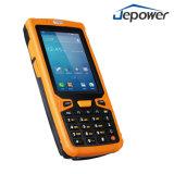 Terminale video di tocco dello scanner del codice a barre di PDA con 3G/Wi-Fi/Bluetooth/NFC/RFID