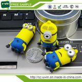 Bonne qualité avec le meilleur lecteur flash USB de subordonnés de PVC des prix