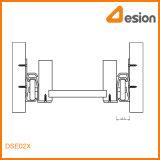 Diapositives de tiroir à fermeture automatique européenne