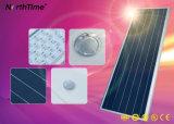 80W高い明るさBridgeluxは太陽電池パネルの太陽街灯を欠く
