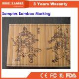 Деревянный стеклянный акриловый Engraver 30W 60W лазера СО2 гравировального станка PVC резины