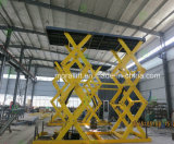 Parken-Auto-Aufzug hydraulisches 3000kg scissor Autoplattform mit CER