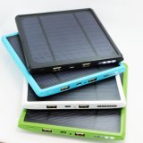 Banco de energia solar solares 12000mAh para Celular