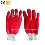 Против скольжения кислоты доказательства ПВХ ближний свет перчатки