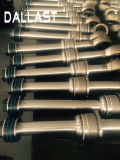 Dubbelwerkende Hydraulische Cilinder met de Staaf van de Olie van het Roestvrij staal die in Landbouw/de Maaimachine van de Pinda wordt gebruikt