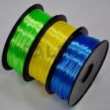 2016 Hotsell 3D Printer шелковые нити как полимерный композитный PLA нитями