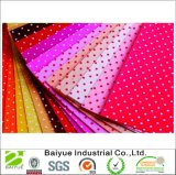 100% Polyester Needle Punched Nonwoven Printed Felt for Handicraft Chechmate