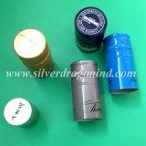 포도주 모자 밀봉을%s PVC 줄어들기 쉬운 캡슐