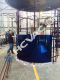 De gekleurde Machine van de Deklaag van het Nitride van het Titanium van het Blad PVD van het Roestvrij staal Gouden, Systeem van de Deklaag van het Tin het Gouden