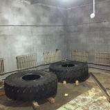 광업 덤프 폴리우레탄에 의하여 채워지는 타이어