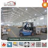 産業倉庫として使用される大きいPVC記憶のテント