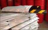 fléau faisant le coin en caoutchouc de 1000mm grande quantité exportée vers Singapour
