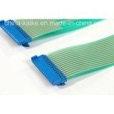 Teclado com chave de folha de membrana personalizada com LEDs embutidos