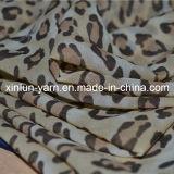 Gedrucktes kundenspezifisches Polyester-Chiffon- Gewebe für Frauen-Kleid