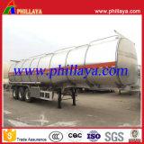 De lichtgewicht 3 Semi Aanhangwagen van de Tanker van de Stookolie van het Aluminium van de As 50000liters