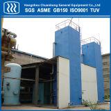 Insdustrial Asu Séparation de l'air de l'oxygène de l'azote usine de génération de gaz argon