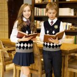 男の子および女の子のための中学校のユニフォーム
