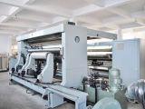 Máquina rebobinadora cortadora longitudinal de corte de película sj-a