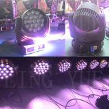 LEDの移動ヘッド段階ライト41の19X12Wビーム