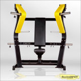 Chargé de la plaque presse pectorale, Marteau La force des équipements de gym, salle de gym d'impulsion